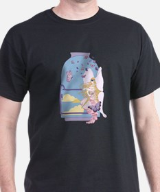 Tarot The Queen of Swords T-Shirt