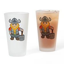 THOR, GOD OF THUNDER Drinking Glass
