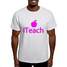 Gifts for Teachers - iTeach T-Shirt