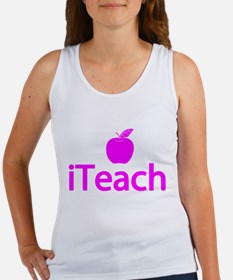 Gifts for Teachers - iTeach Women's Tank Top