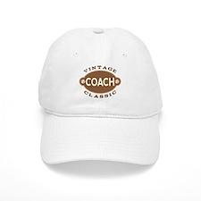 Baseball Coach Vintage Baseball Cap