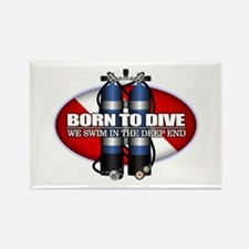 Born To Dive (ST) Magnets