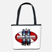 Born To Dive (ST) Bucket Bag