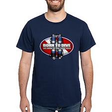 Born To Dive (ST) T-Shirt