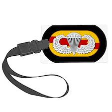 75th Ranger Airborne Luggage Tag