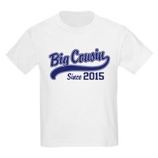 Big Cousin Since 2015 T-Shirt