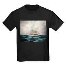 Sailing Against the Waves T-Shirt