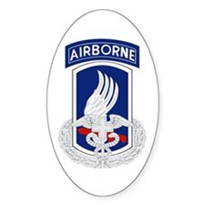 173rd Airborne CFMB Decal