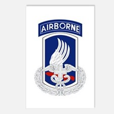 173rd Airborne CFMB Postcards (Package of 8)