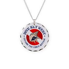Dive Key West (rd) Necklace