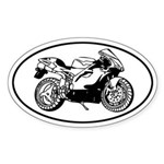 Street Bike Sticker