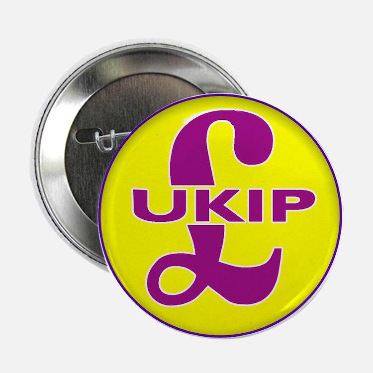 "UKIP 2.25"" Button"