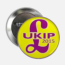 "UKIP 2015 2.25"" Button"