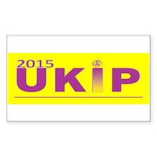 UKIP 2015 Decal