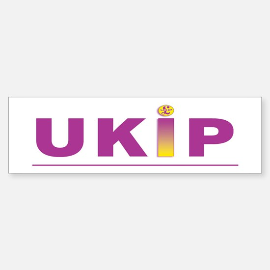 UKIP Sticker (Bumper)