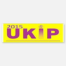 UKIP 2015 Bumper Bumper Sticker