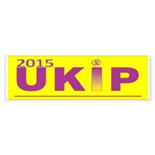 UKIP 2015 Bumper Sticker