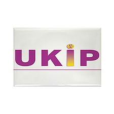 UKIP Rectangle Magnet