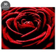 Single Red Rose Puzzle