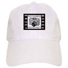 ...Photography Enthusiast... Baseball Cap