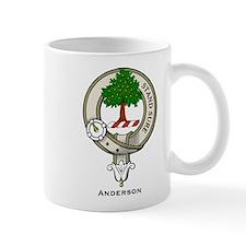 Anderson Clan Badge Mugs