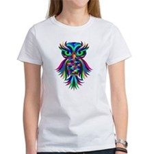 Owl Design T-Shirt
