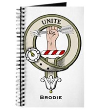 Brodie Clan Badge Journal