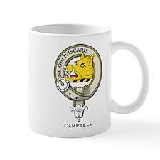 Campbell Clan Badge Mugs