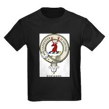Davidson Clan Badge T-Shirt