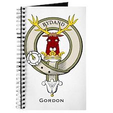 Gordon Clan Badge Journal