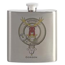 Gordon Clan Badge Flask