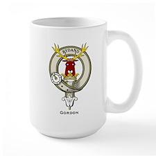 Gordon Clan Badge Mugs