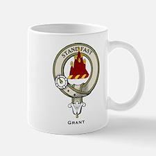 Grant Clan Badge Mugs