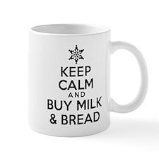 Keep Calm Milk Bread Mugs