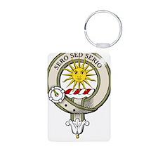 Kerr Clan Badge Keychains