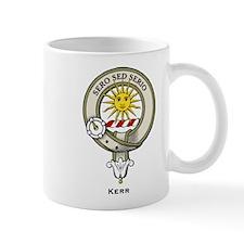 Kerr Clan Badge Mugs