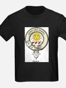 Kerr Clan Badge T-Shirt