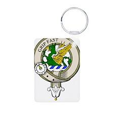 Leslie Clan Badge Keychains