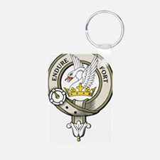 Lindsay Clan Badge Keychains