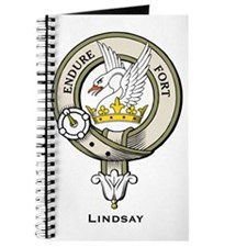 Lindsay Clan Badge Journal