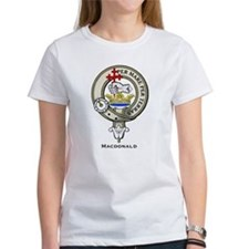 MacDonald Clan Badge T-Shirt