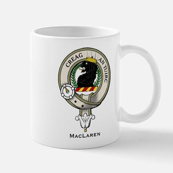 MacLaren Clan Badge Mugs