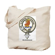 McGregor Clan Badge Tote Bag