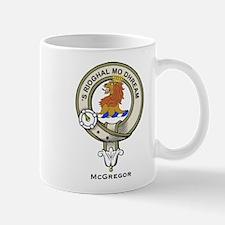McGregor Clan Badge Mugs