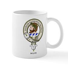 Muir Clan Badge Mugs
