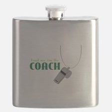 Im The Coach Flask
