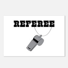 Referee Postcards (Package of 8)