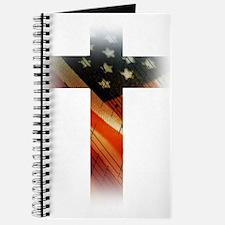 Flag in Cross Journal