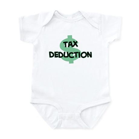 Tax Deduction Infant Bodysuit