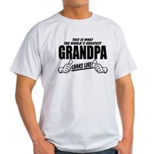 THIS IS WHAT THE WORLDS GREATEST GRANDPA LOOKS LIK